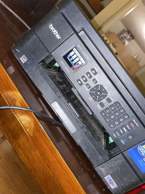 Brothers MFC-J485DW Printer for Sale in Newton, MA
