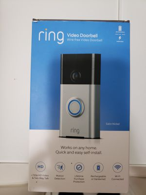 Ring video Doornell for Sale in Miami Gardens, FL