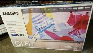 """65"""" SAMSUNG QLED HDR UHD SMART TV 4K for Sale in Las Vegas, NV"""