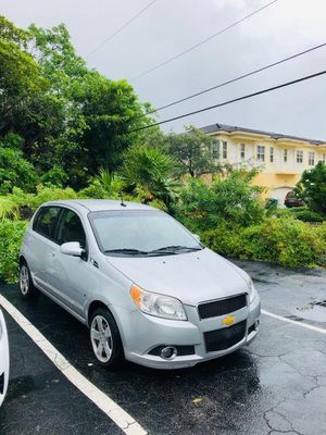 2010 Chevy Aveo runs and looks excellent no mechanical issues cold ac everything works great super reliable great on gas Original owner clean title for Sale in Oakland Park, FL