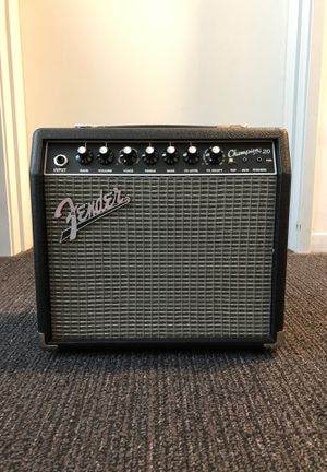 Fender Champion 20 Amp for Sale in Bend, OR