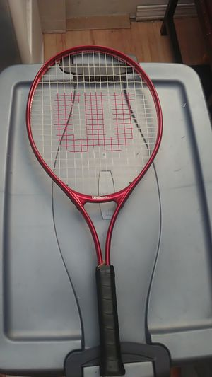 Wilson Tennis Racket for Sale in Ripon, CA
