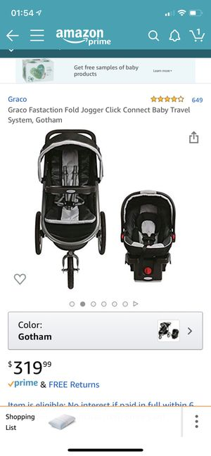 Graco baby travel system for Sale in Ocala, FL