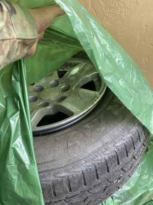 Rims and tires for Sale in Anchorage, AK