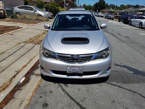 2008 Premium WRX hatchback manual transmission for Sale in San Francisco, CA