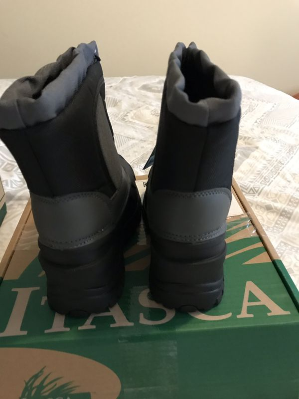 KIDS ITASCA Snow Boots -NEVER USED!