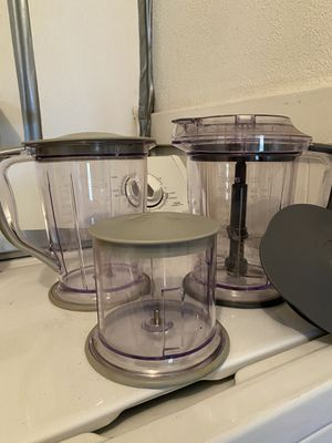 Ninja Blender Master Prep containers for Sale in Highland, CA