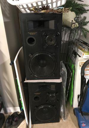 Acoustic speakers for Sale in Deltona, FL