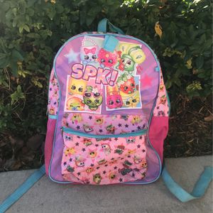 Shopkins Backpack for Sale in Chino, CA