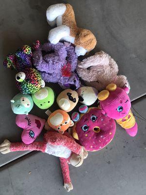 Stuffed animals for Sale in Maricopa, AZ