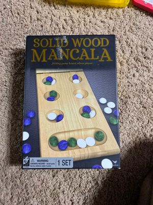 Mancala educational game for Sale in Bellevue, WA