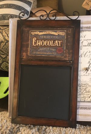 Kitchen Chalkboard Sign for Sale in Atlanta, GA