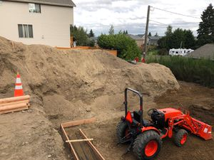 Free dirt will load for Sale in Tacoma, WA