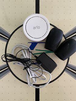 Alto Hub & 2 Black Arlo Camera Sleeves for Sale in Virginia Beach,  VA