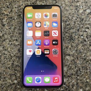 Iphone X (Unlocked) for Sale in Orem, UT