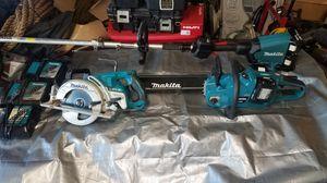 Makita 36 volt tool lot for sale$250 each for Sale in El Cajon, CA