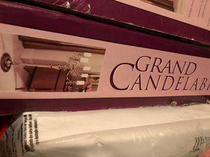 Grand Candelabra (2) for Sale in New York, NY