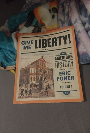 """Give Me Liberty"" 5th Edition volume 1 for Sale in Poway, CA"
