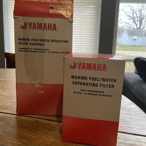 Yamaha Marine Fuel/water Separating System for Sale in Lorain, OH