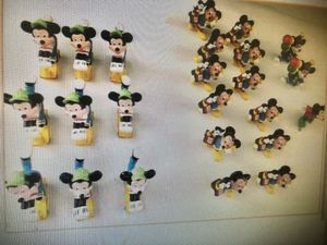 Mickey Mouse Figurines (24 lot) for Sale in Paradise Valley, AZ