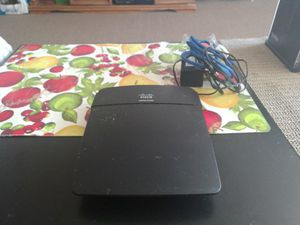 Linksys E1200 super speed Wi-Fi router for Sale in Knoxville, TN