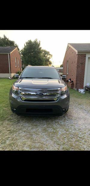 2013 Ford Explorer xlt for Sale in Nashville, TN