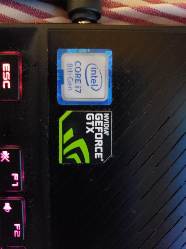 "ASUS ROG Zephyrus S Ultra Slim Gaming PC Laptop, 15.6"""