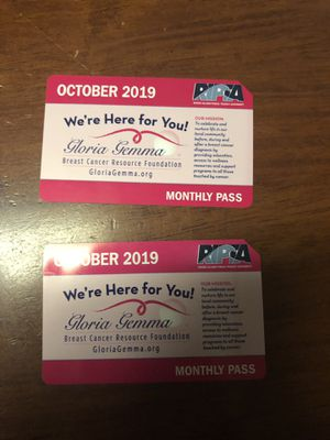 Bus pass for Sale in Providence, RI