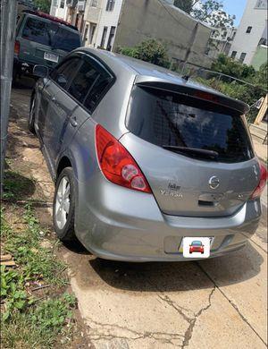 2011 Nissan Versa .Sl Hatchback 4D $5,000 obo for Sale in Philadelphia, PA