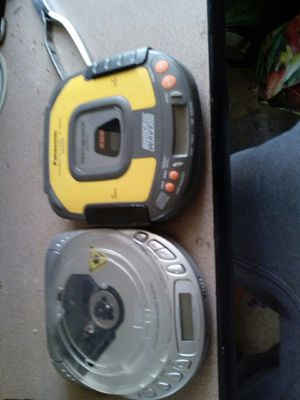 2 CD players for Sale in Freeport, NY