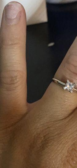 14k Princess Cut Lab Grown Diamond for Sale in Modesto,  CA