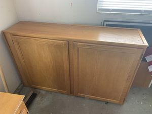 Golden Oak Kitchen Cabinets for Sale in Kennewick, WA