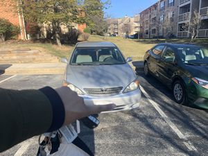 2003 Toyota Camry XLE for Sale in Silver Spring, MD
