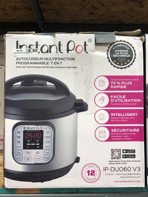 Instant Pot 7-in-1 Pressure Cooker for Sale in Dallas, TX
