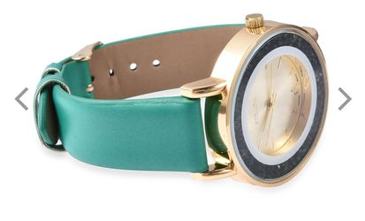 Ladies STRADA Japanese Movement Green Crystal Watch for Sale in Nashville,  TN