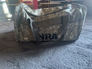Nra duffle bag for Sale in Rogersville, TN