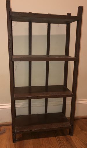Four Tier Wooden Shelf for Sale in Lilburn, GA