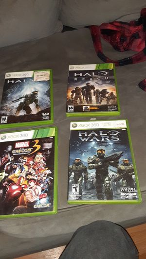 Xbox 360 games for Sale in New Britain, CT