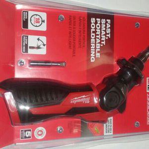 MILWAUKEE M12 SOLDERING IRON TOOL ONLY... for Sale in Arcadia, CA