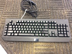 Razer Blackwidow Ultimate Gaming Keyboard for Sale in Humble, TX