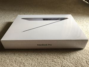 MacBook Pro 15 inch w. Touch Bar and Touch ID (Brand New 2018 model) for Sale in Cary, NC