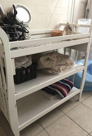 Changing table/shelves for Sale in Hoboken, NJ
