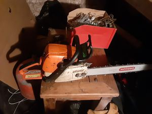 290 STIHL chainsaw. Works beautifully. Have 2 of the same, dont really need the money, heck of a deal. for Sale in Belfair, WA
