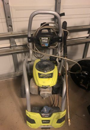 RYOBI 3100 PSI 2.5-GPM Honda Gas Pressure Washer for Sale in Trinity, FL