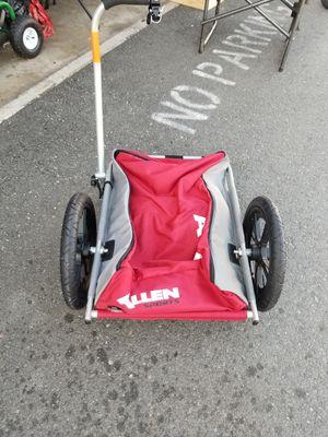 Allen sport bike trailer for Sale in Anaheim, CA