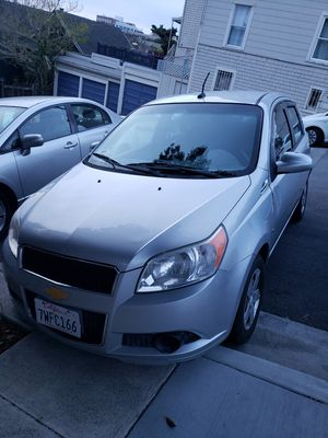 2009 Chevrolet aveo 5 Clean title for Sale in San Francisco, CA