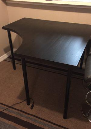 black desk / table for Sale in Oviedo, FL
