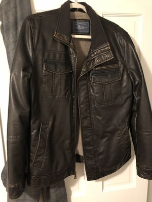 Leather flight jacket for Sale in Brick Township, NJ