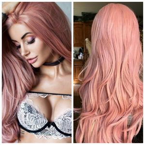 Peach Pink Beauty Lace Front Wig for Sale in Carson, CA
