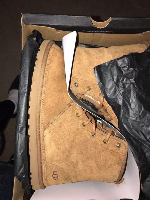 Men Ugg's boots